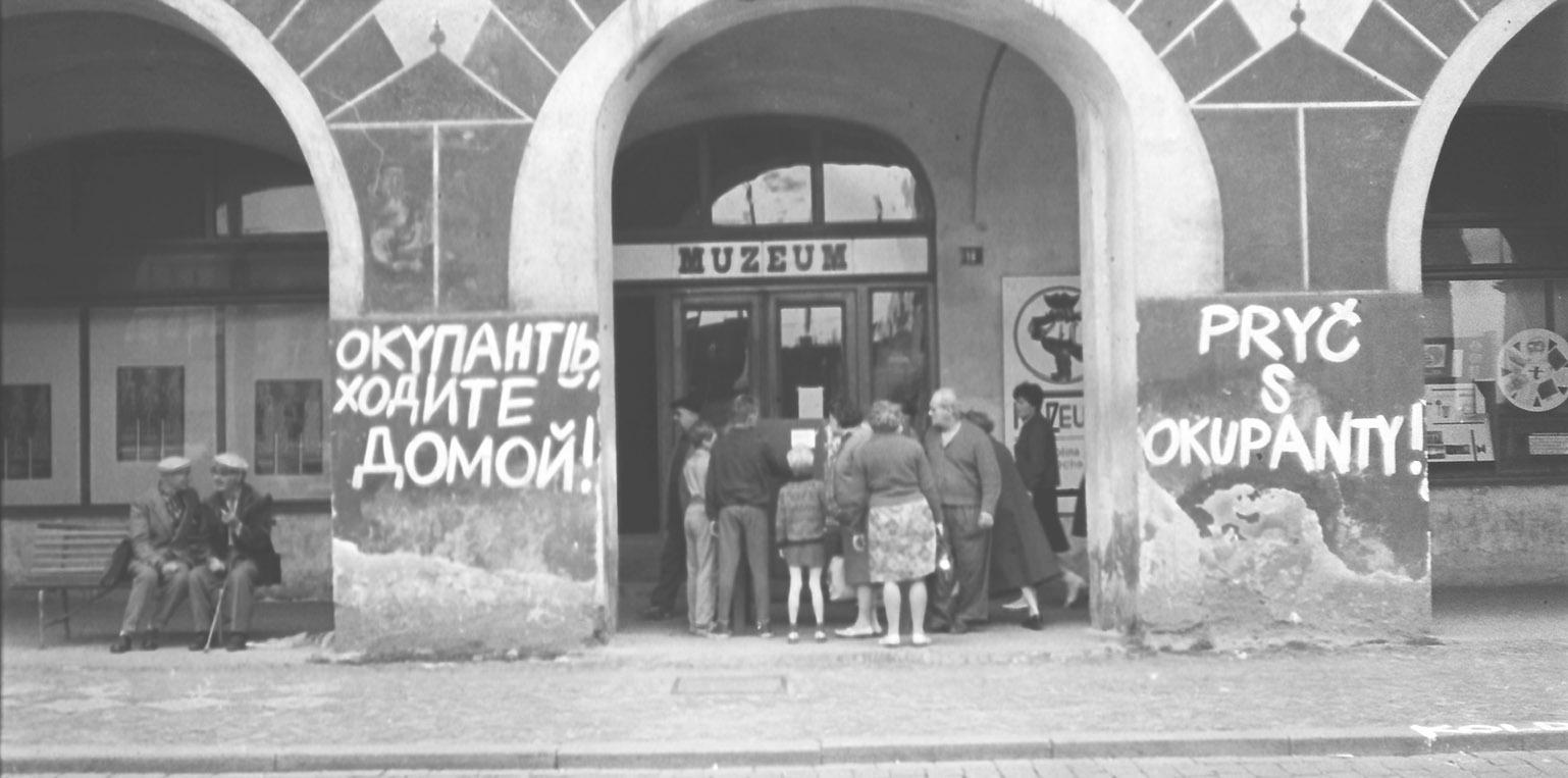 Webová výstava Socialistický sen VIZE & REALITA